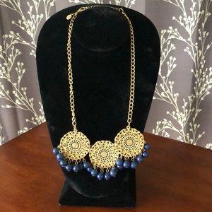 🧚🏼♀️TALBOTS statement necklace